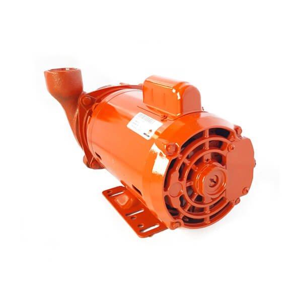 Bomba Caracol 2 HP Electrobomba IHM Modelo 1-1/2A Motor