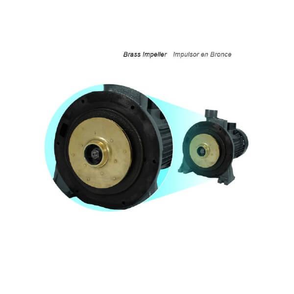 Bomba Caracol de 2.0 HP - Impulsor