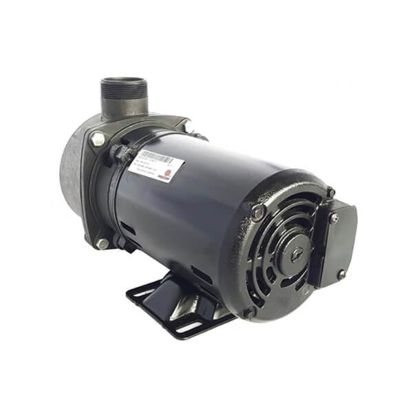 Bomba Piscina 1 HP Monofásica Trampa Aquarium Motor
