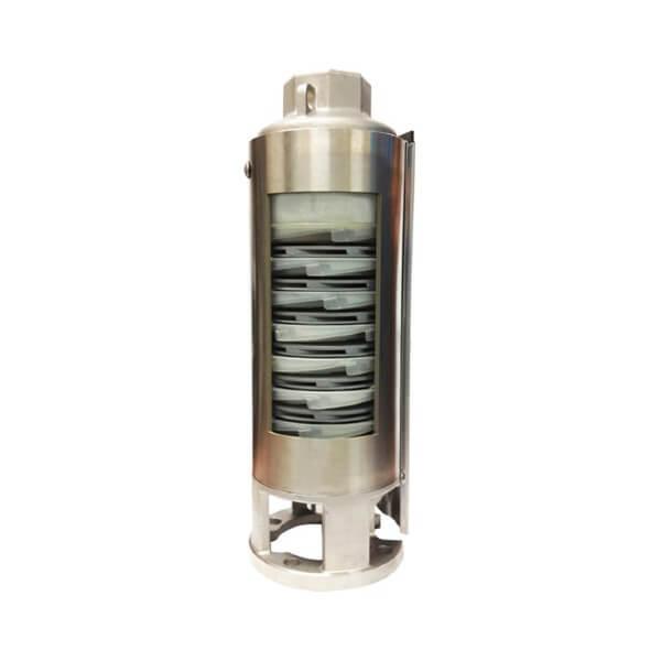Bomba Sumergible de 1 HP Pozo Profundo Monofasica 220 voltios Marca Pearl 3
