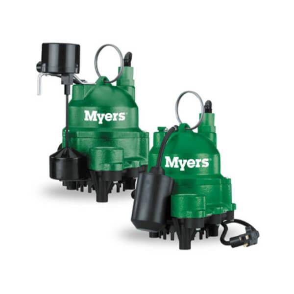 Electrobomba Drenaje 1/3 HP Myers - Electrobomba Sumergible