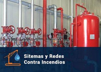 Sistemas y Redes Contra Incendios